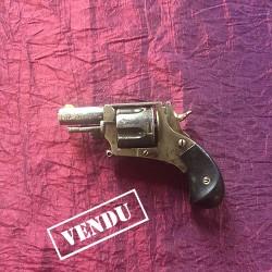 Revolver 320 Short