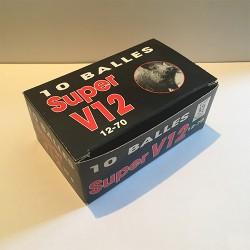 Cartouche Mega Speed Super V12